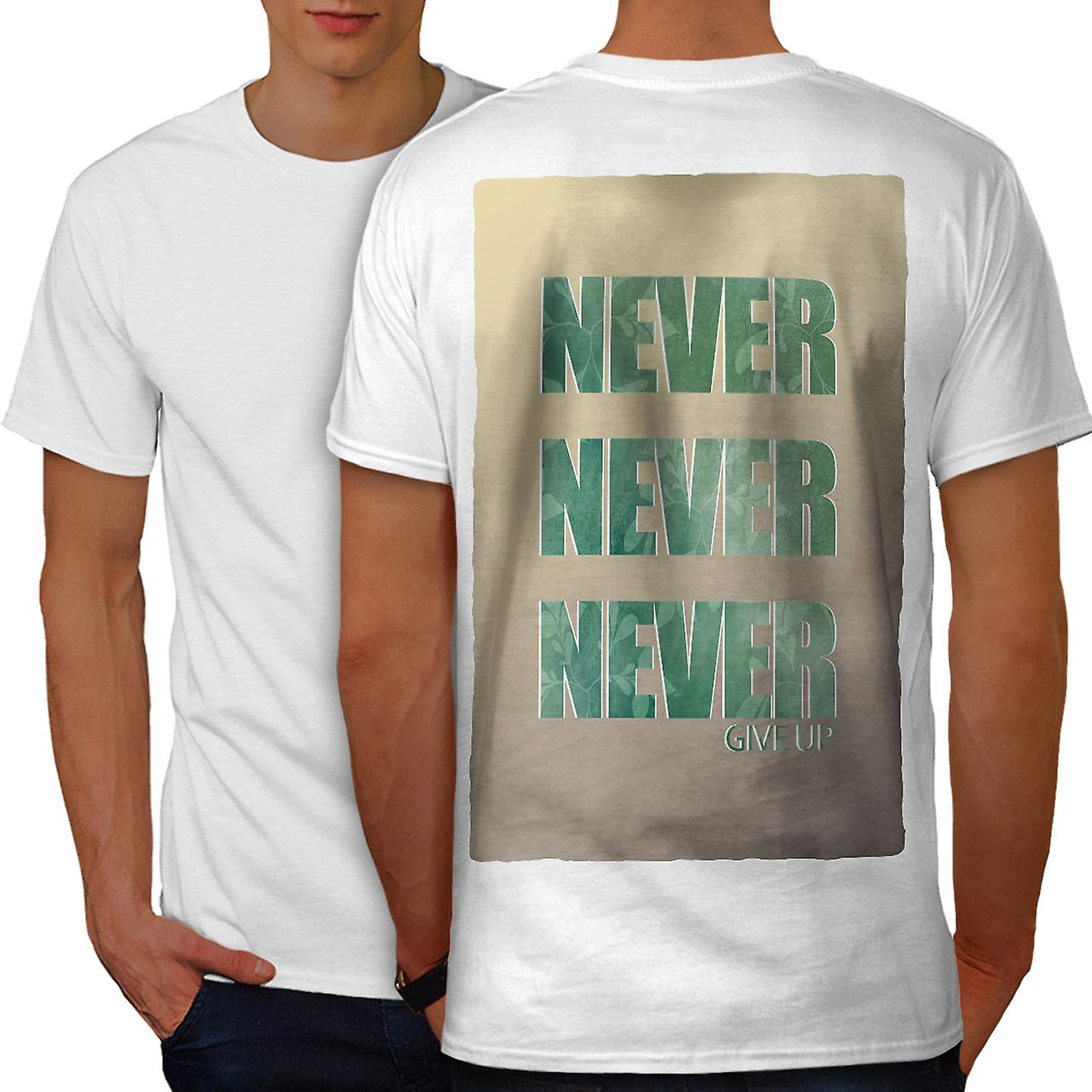 The Never give up fashions