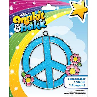 AKIT & Bakit Suncatcher Kit Peace Sign to 66599