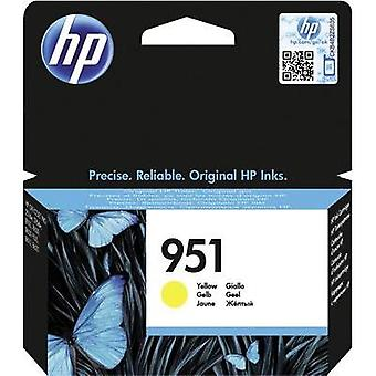 HP Ink Original Yellow CN052AE