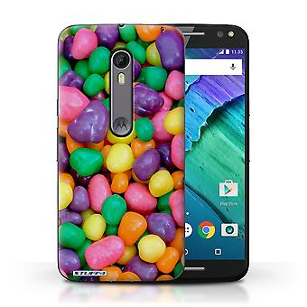 STUFF4 Case/Cover for Motorola Moto X Style/Nerds/Confectionery