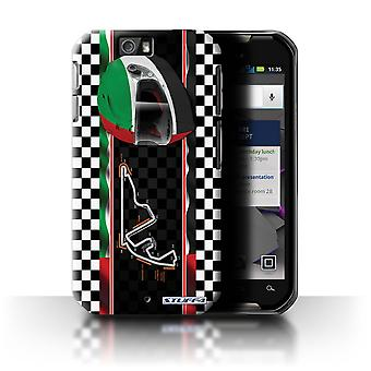 STUFF4 Case/Cover for Motorola IronRock/XT626/Abu Dhabi/Yas Marina/F1 Track Flag