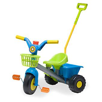 Toysland Tricycle Tipper Mango + R.Libr (Outdoor , On Wheels , Bikes And Tricycles)