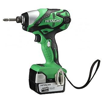 Hitachi 4.0Ah impact screwdriver