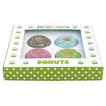 Jabadabado Giftbox With Donuts (Toys , Home And Professions , House , Food)