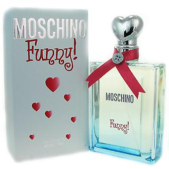 Moschino Funny for Men 3.4 oz EDT Spray