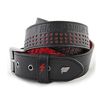 SWYD Perf Faux Leather Belt