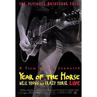 Jaar van het paard filmposter (11 x 17)
