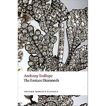 The Eustace Diamonds by Anthony Trollope & Helen Small