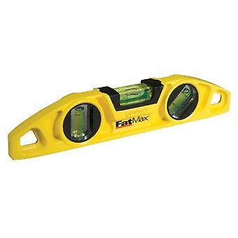 Stanley 043603 22 cm FatMax Torpedo niveau