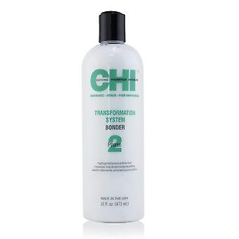 CHI Transformation System fase 2 - Bonder formel C (For fremhævet/porøs/fint hår) 473ml / 16oz