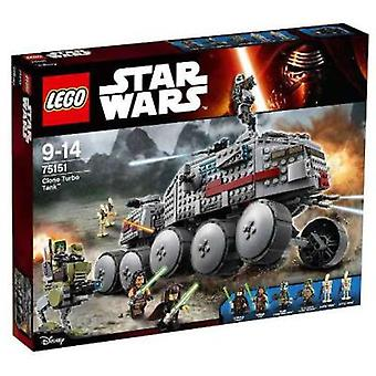 Lego 75151 Clone Turbo Tank (Toys , Constructions , Vehicles)