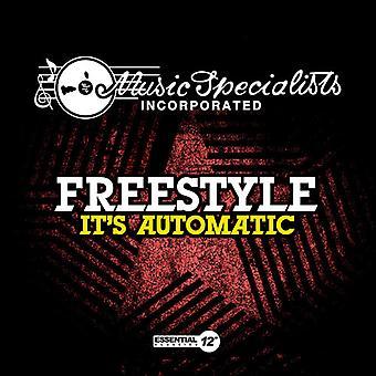 Freestyle - jest automatyczne USA importu