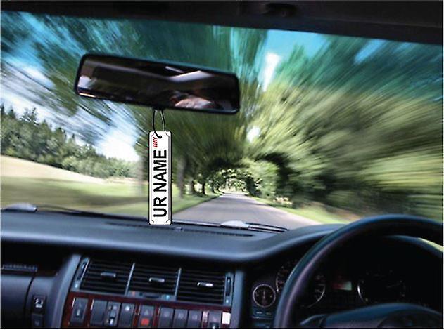 Ambientador de aire de coche de forma