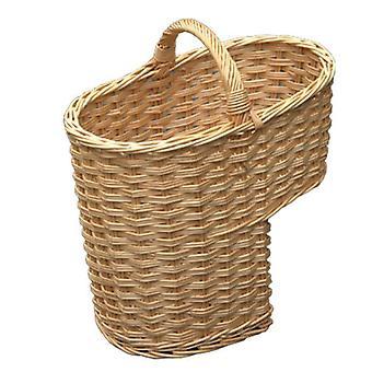 Einzigen Webart Stair Basket