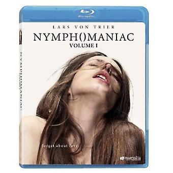 Nymfomane Vol 1 [BLU-RAY] USA import