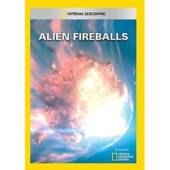 Alien Feuerbälle [DVD] USA importieren
