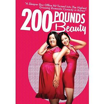 200 pounds skønhed [DVD] USA importerer