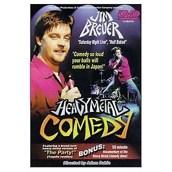 Jim Breuer - Heavy Metal Comedy [DVD] USA import