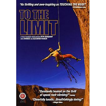 To the Limit [DVD] USA import