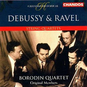 Debussy/Ravel - Debussy & Ravel: String Quartets [CD] USA import