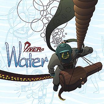 Divers - Water [CD] USA import