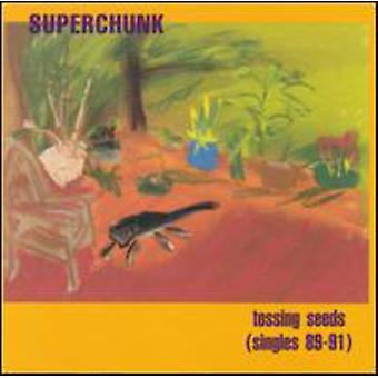 Superchunk - Tossing Seeds (Singles 89-91) [CD] USA import