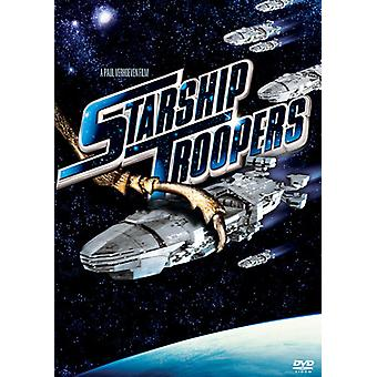 Starship Troopers [DVD] USA import