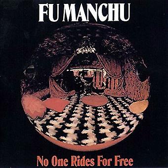 Fu Manchu - ingen Rider for gratis [CD] USA import
