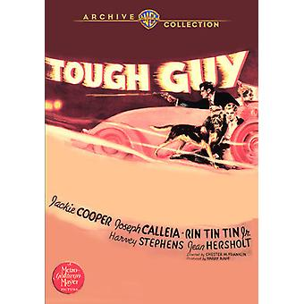 Tough Guy [DVD] USA import