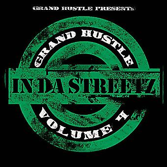 Grand Hustle Presents - Grand Hustle Presents: Vol. 4-in the Streetz [CD] USA import
