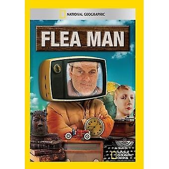 Flohmarkt Mann [DVD] USA import