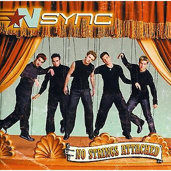 N Sync - No Strings Attached [CD] USA import