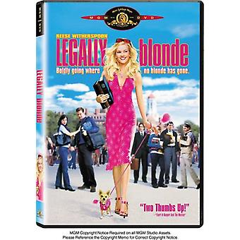 Legally Blonde [DVD] USA import