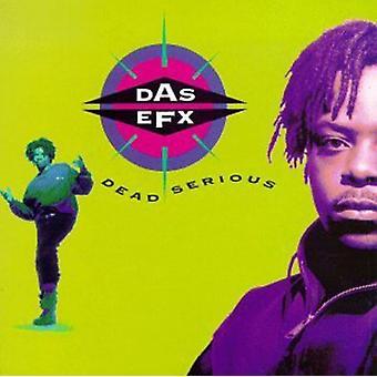 Das Efx - Dead alvorlige [CD] USA import