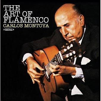 Carlos Montoya - Art of the Flamenco [CD] USA import
