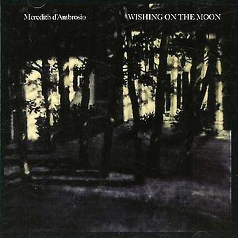 Meredith D'Ambrosio - der ønsker på Månen [CD] USA importen