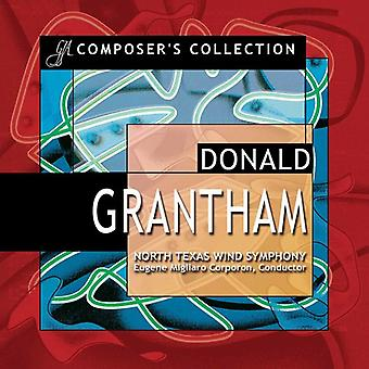 D. Grantham - Composer's Collection: Donald Grantham [CD] USA import