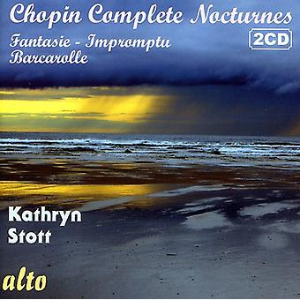 F. Chopin - Chopin: Complete Nocturnes [CD] USA import