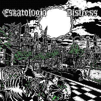 Eskatologia/Distress - Split [CD] USA import