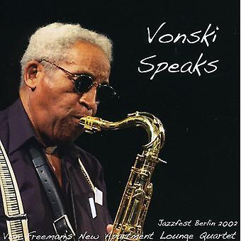 Von Freeman - Vonski taler [CD] USA import