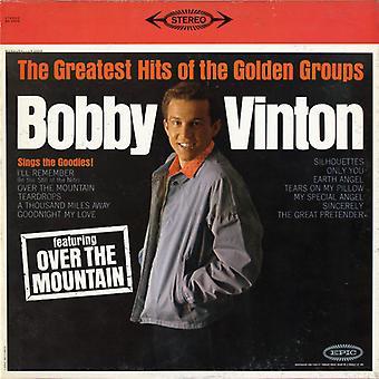 Bobby Vinton - Greatest Hits of the Golden Groups [CD] USA import
