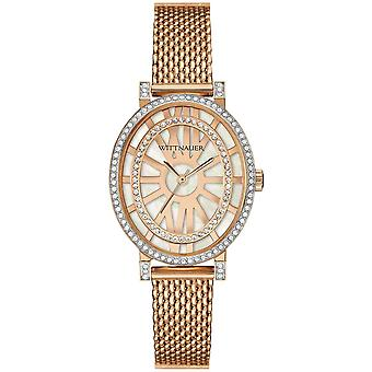 Wittnauer Rose Gold-Tone Ladies Watch WN4039