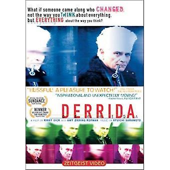 Derrida [DVD] USA importerer
