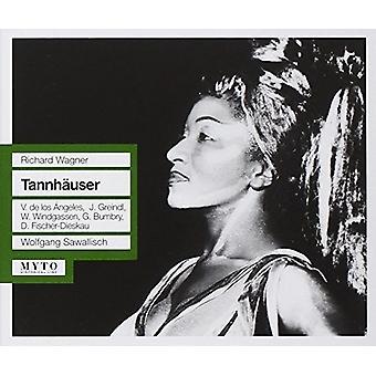 Wagner / Windgassen / Sawallisch - Tannhauser [CD] USA import