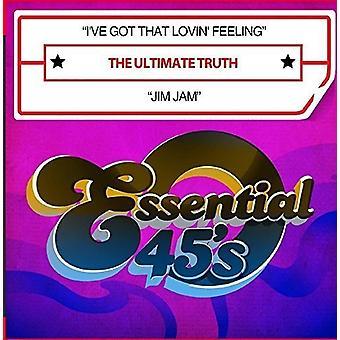 Ultimate Truth - I'Ve Got That Lovin' Feeling / Jim Jam [CD] USA import