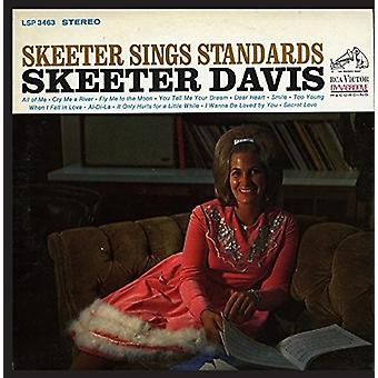 Skeeter Davis - Skeeter Sings Standards [CD] USA import