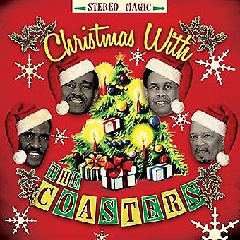 Coasters - Christmas with the Coasters [CD] USA import