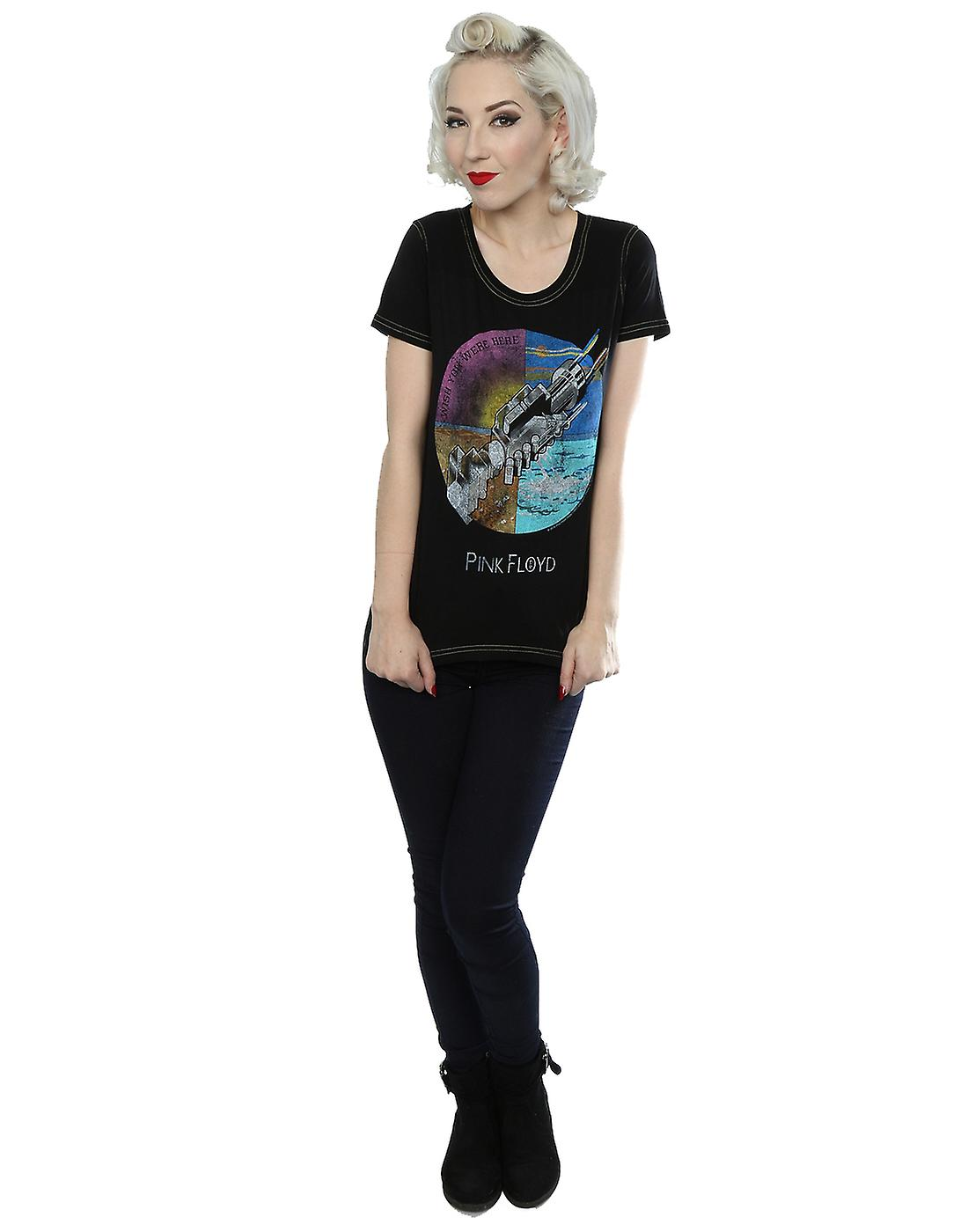 Aftershow Women's Pink Floyd Wish You Were Here T-Shirt