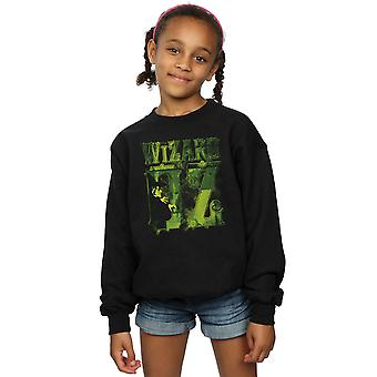 Wizard of Oz Girls Wicked Witch Logo Sweatshirt