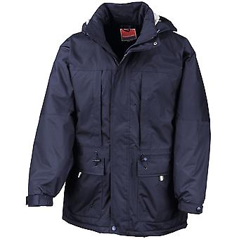 Result Mens Multi-Function Winter Jacket